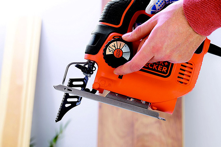 Black + Decker KS901SEK test